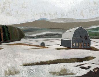Along Came a Barn
